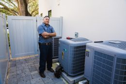 Unclogging Your Air Conditioner's Drain Line
